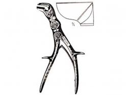 فورسپس استخوان بر سمب سرکج SEMB