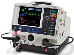 دستگاه دفیبریلاتور/ مانیتور Physio-Control Lifepak 20E