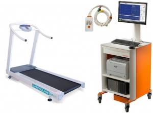 دستگاه تست ورزش Cardioline کاردیولاین مدل Stress Test