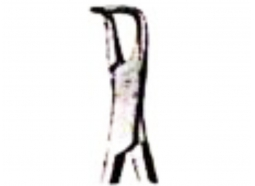 رانژور استخوانی سرکج FRIEDMANN (14 سانتیمتر)
