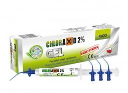 ژل هیپوکلریت سدیم Cerkamed - Chloraxid 2%
