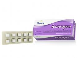 اسفنج بندآورنده خون Maquira - Hemospon