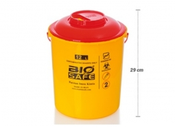 سیفتی باکس 12 لیتری صدفی