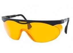 عینک محافظ دندانپزشکی یوروندا euronda مدل Cube Orange Glasses