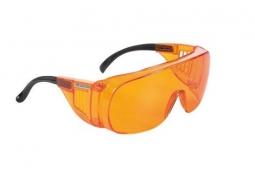 عینک محافظ دندانپزشکی یوروندا euronda مدل Light Orange Glasses