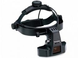 افتالموسکوپ دوچشمی غیرمستقیم ولش آلن