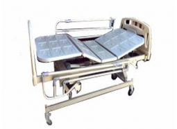 تخت برقی فول ABS سه شکن مدل CBFEH-3