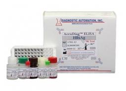 کیت کیفی تشخیص HBsAg در سرم یا پلاسمای انسان (HBsAg ELISA Kit)