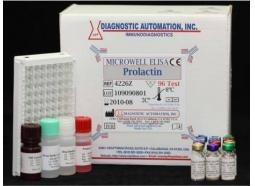 کیت سنجش PRL به روش رادیوایمونواسی (Prolactin (PRL) RIA Kit)