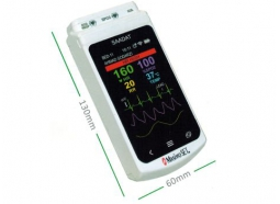 مانیتورینگ پوشیدنی علایم حیاتی wearable monitor