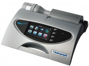 اسپیرومتر رومیزی مدل ALPHA Touch