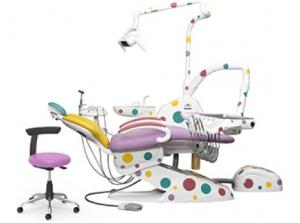 یونیت و صندلی دندانپزشکی اطفال یونیت دنتوس Dentus مدل EXTRA 3006 CHC