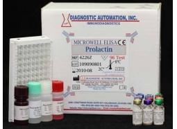 تعیین کمی غلظت PRL به روش الایزا در سرم انسان (Prolactin (PRL) ELISA Kit)