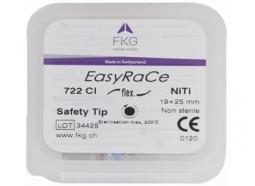 فایل روتاری RaCe تک سایز 5 عددی - FKG